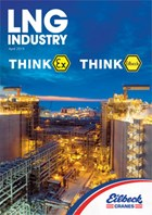 LNG Industry magazine