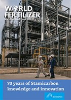 World Fertilizer magazine